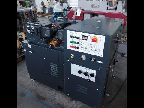 WMW Bad Düben UPW 25.1 Thread Rolling Machine