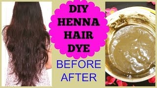 How To Apply Henna On Hair at Home | SuperPrincessjo