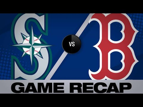 5/10/19: Moreland, Devers lead Red Sox to 14-1 win