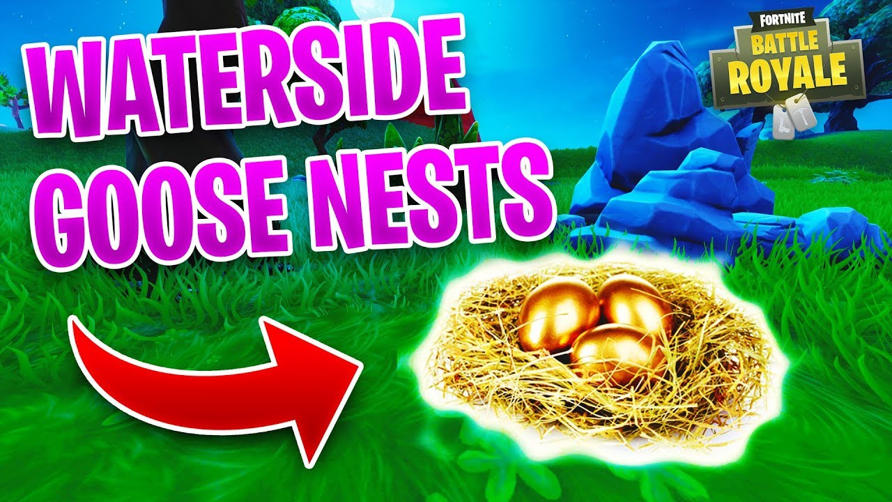 Search Waterside Goose Nests All Locations 14 Days Of Fortnite
