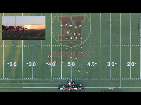Band Camp Drone Video