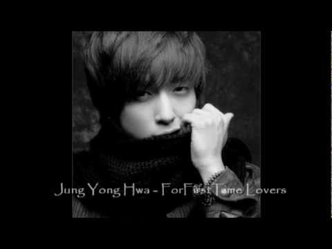 Jung Yong Hwa ~ CN Blue - For First Time Lovers~Banmal Song~sub español