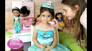 Transform Emily into a Princess- Princess Range Dolls thumbnail