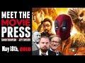 Deadpool 2, Solo, & Steven Spielberg & Leonardo DiCaprio Team Up Once More! - Meet the Movie Press