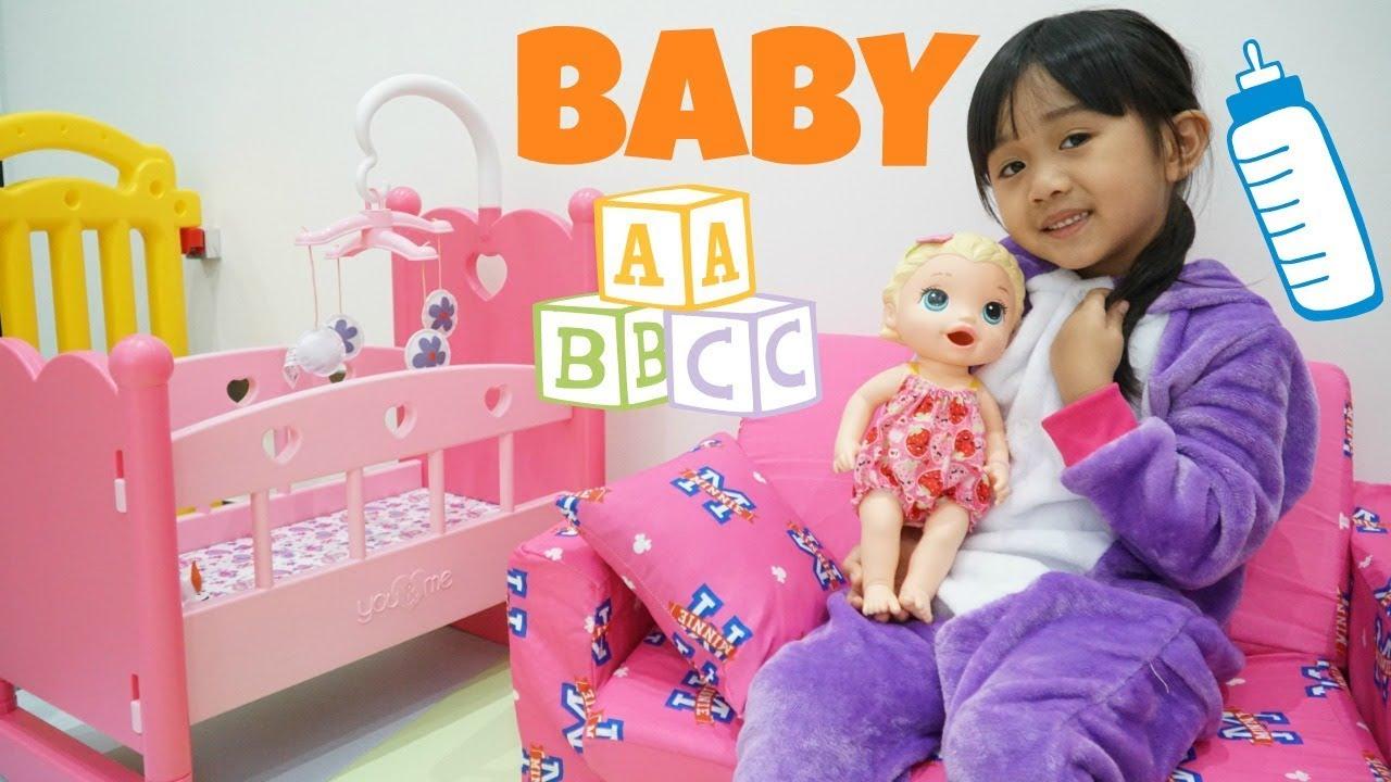 RACHEL and HER BABY