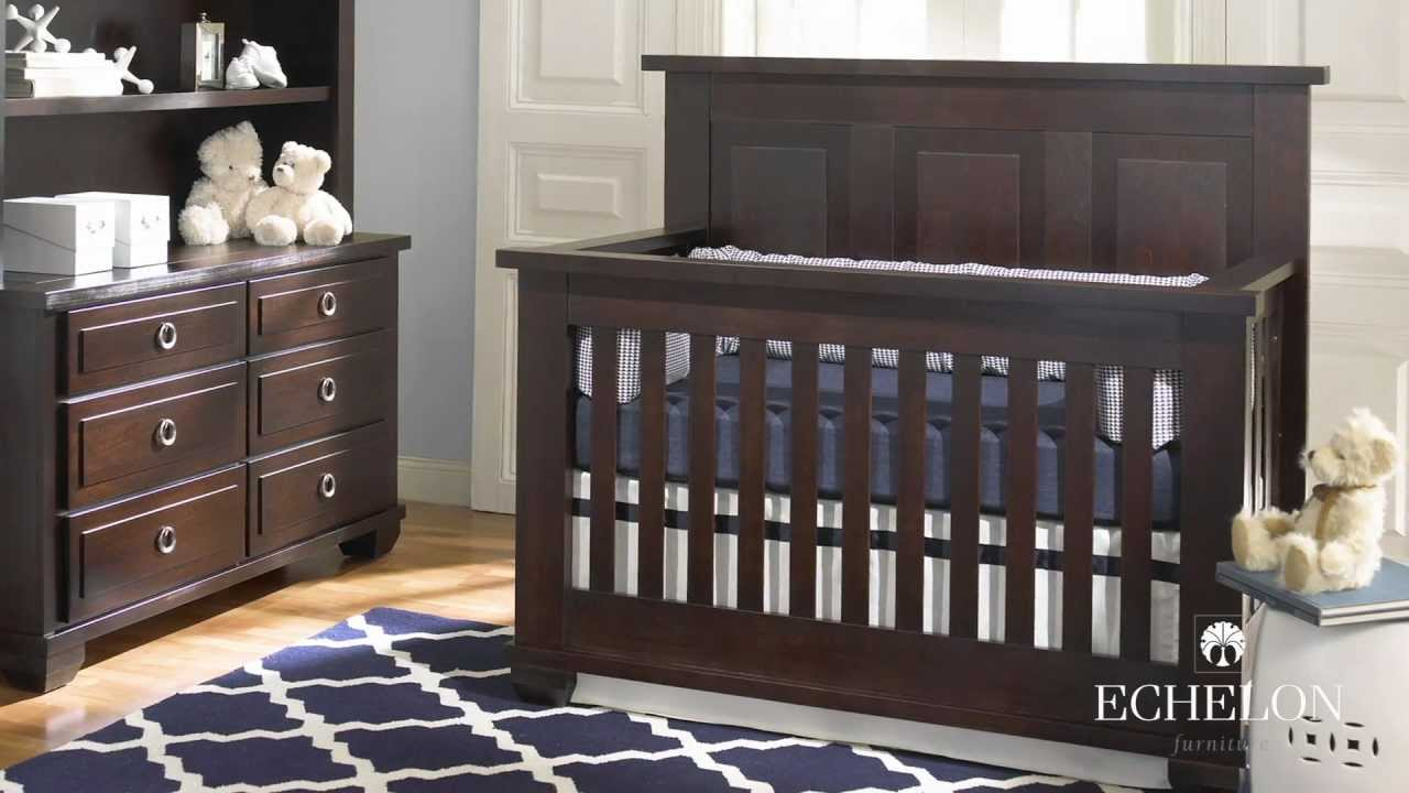 Echelon Furniture Affordable Elegance Made In America Premium Baby