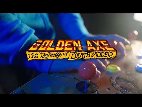Arcade1Up GOLDEN AXE THE REVENGE OF DEATH ADDER! Gameplay, First Look & Overview! 5 Games In 1! from Complete Geek TV