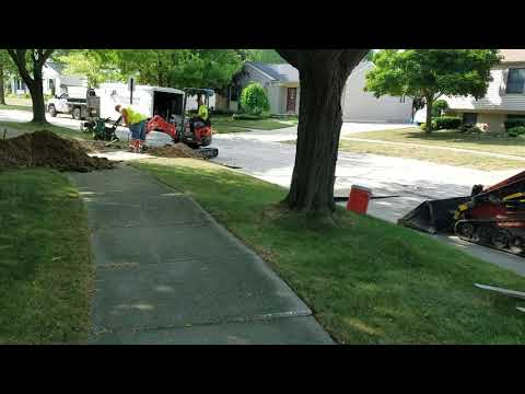 Sump Pump Line Installers & French Drain Installers -- Experience Matters!