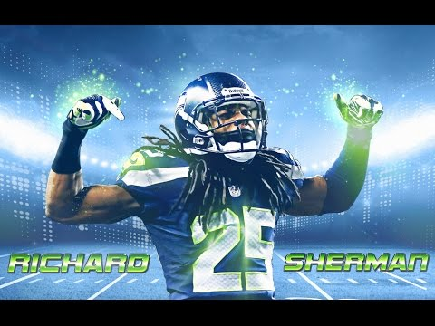 Richard Sherman Highlights Mix
