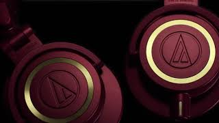 Audio Technica 2017 Limited Edition ATH-M50x (RED)