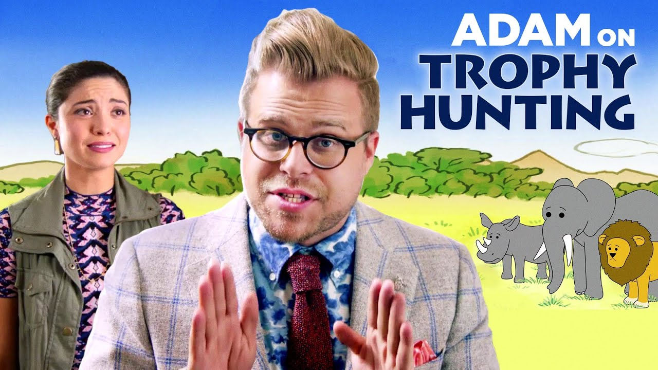 Image of: Game Hunting Youtube Why Trophy Hunting Can Be Good For Animals Youtube