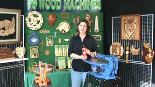 Ps Wood Scroll Saw Demo