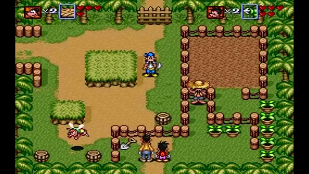Image result for snes goof troop