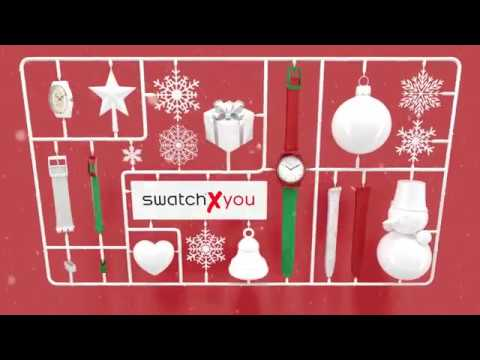 SWATCH 2017 - SWATCH X YOU HOLIDAY SEASON