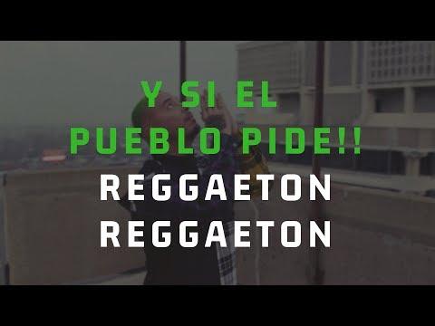 J Balvin - Reggaeton LETRA OFICIAL 💃🎶