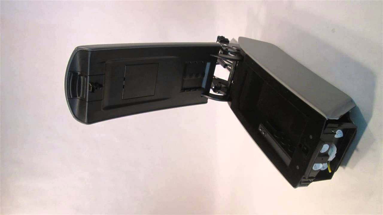 2006 mercedes sl500 center console armrest light grey for Mercedes benz center console lid