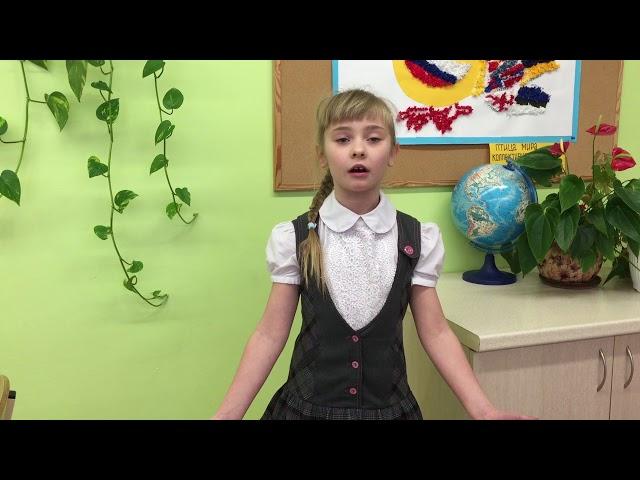 Изображение предпросмотра прочтения – ПолинаИванова читает произведение «Девочка у рояля» В.Вольтман-Спасской
