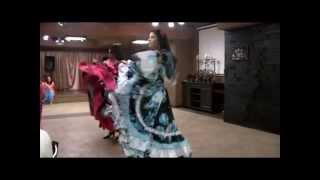 """Дуэт """"Цумайлэ"""" Цыганский танец """"Кай-ёнэ"""" - """"TV SHANS"""""""