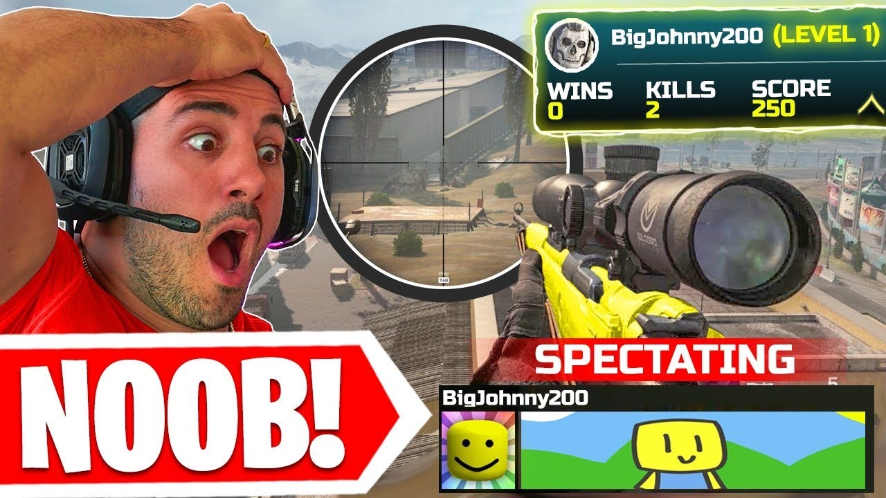 I Spectated Solos On a BRAND NEW Account & Couldn't Believe My Eyes! 😱