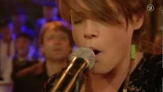 Wallis Bird , Encore, live bei Inas Nacht