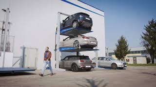 OMER Tripark 25 Parking System