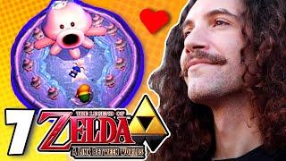 Is this the CUTEST Zelda game? - Zelda Link Between Worlds: PART 7