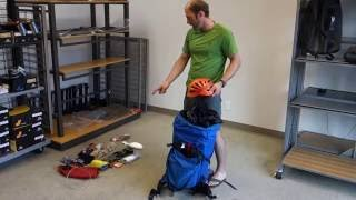 Packing your pack