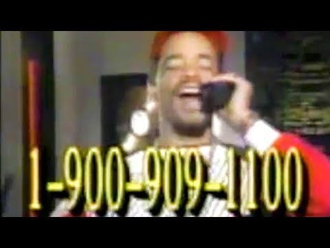 Ice T 1-900 Commercial on BET