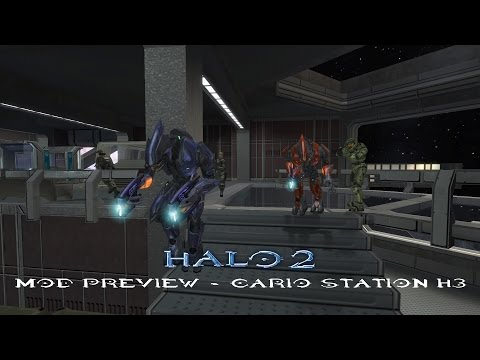halo 2 campaign mods