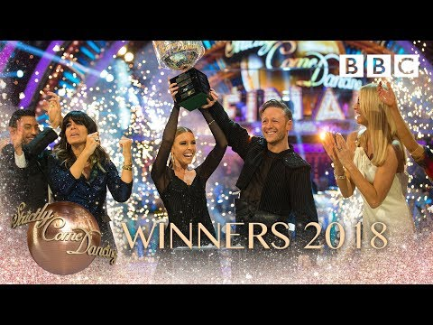 Stacey Dooley & Kevin Clifton win BBC Strictly Come Dancing 2018