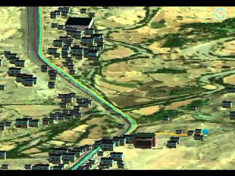 Mokha to Taiz Water desalination pipeline Arabic