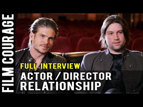 The Actor / Director Relationship - Tyler Johnson & Pascal Payant Full Interview
