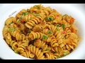 Indian Style Pasta Recipe Spicy Masala Pasta Quick Easy Masala Pasta Veg Pasta Recipe