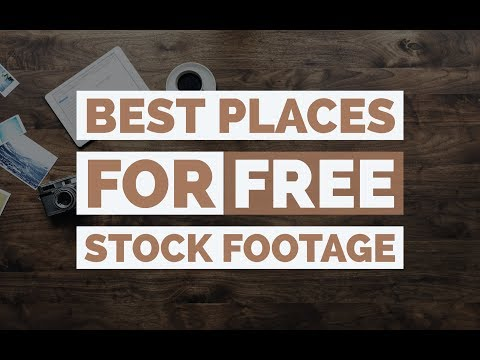 40 Free Stock Video Footage Sites 2021 Update
