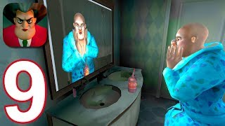 Scary Teacher 3D - Gameplay Walkthrough Part 9 - Bad Hair Day
