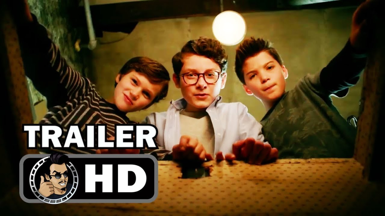 Download THE DANGEROUS BOOK FOR BOYS Official Trailer (HD) Amazon Comedy