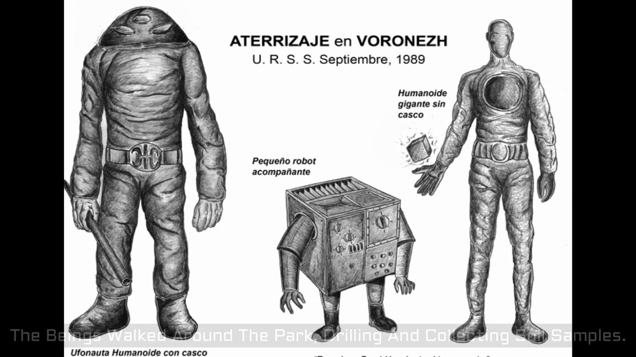 1989 voronezh ufo landing revisited