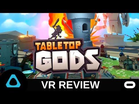 Tabletop Gods - VR Review