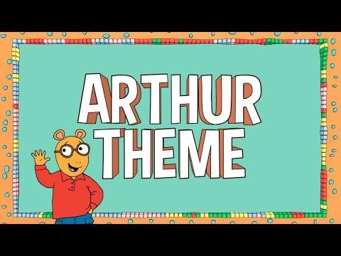 Arthur  Arthur Theme Song  Lyric