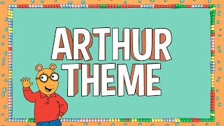 Watch Arthur Arthur Theme Song video