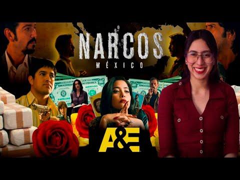 NARCOS MÉXICO llega en maratón a A&E Latinoamérica con su segunda temporada