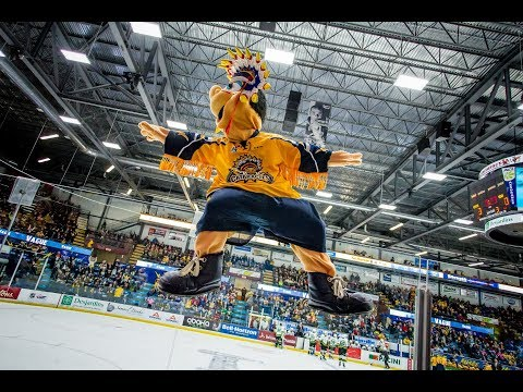Warm Up song - Cataractes Shawinigan 2018-2019