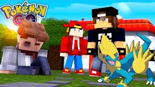 Minecraft Pokemon Go - JACK GETS REVENGE ON THE GENTLEMAN FOR ROPO!!!