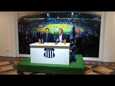 Frank Darío Kudelka deja de ser el DT de Talleres, anuncio oficial