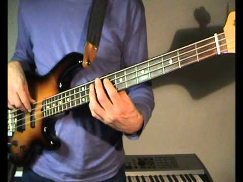 Billy J Kramer & The Dakotas - Trains And Boats And Planes - Bass Cover
