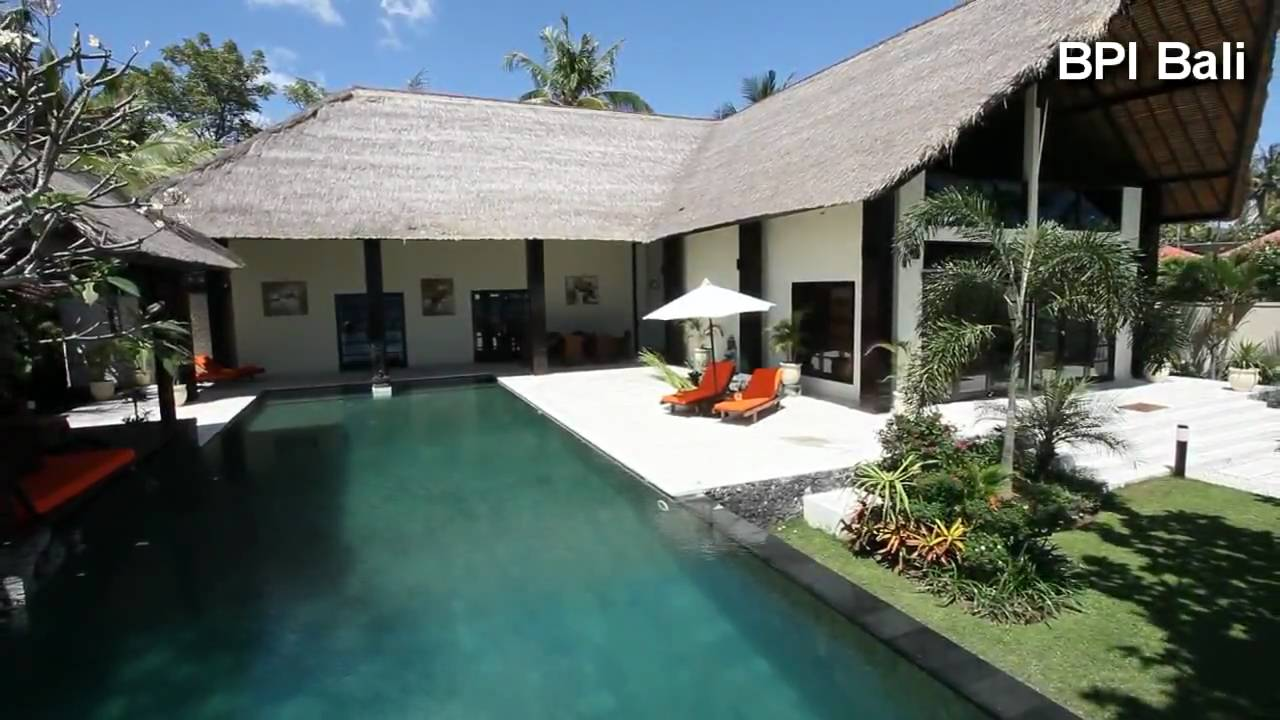 Bali Lovina Beach Villa For Sale Youtube