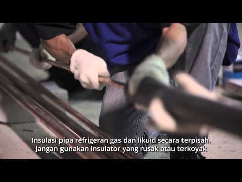 PT. Daikin Airconditioning Indonesia Tutorial Video