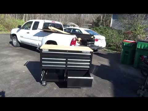 Husky 46 Inch Mobile Workbench Doovi