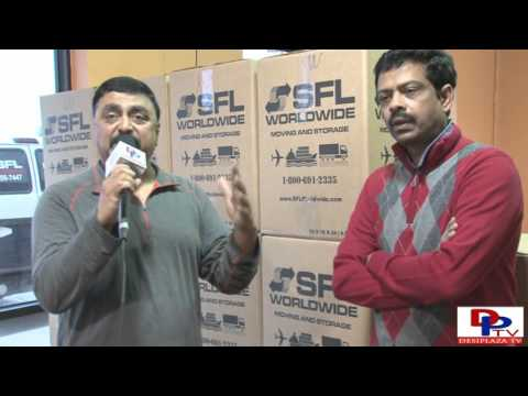 Mr.Prabhu and Mr.Gopalakrishna speaking to Desiplaza TV.