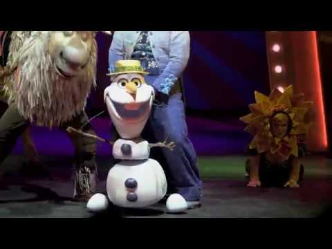 FROZEN - Olaf´s Adventure Soundtrack (2017)